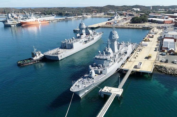 Anzac-class frigate
