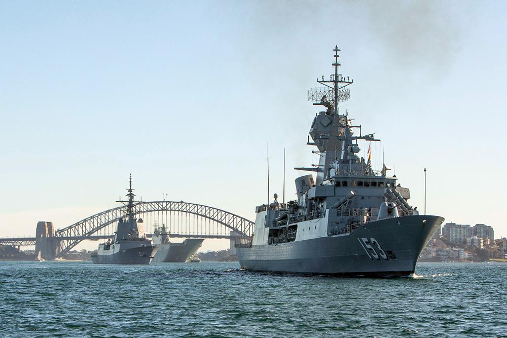 hmas ships