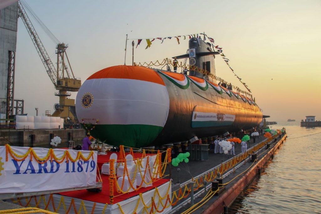 Vagir Submarine