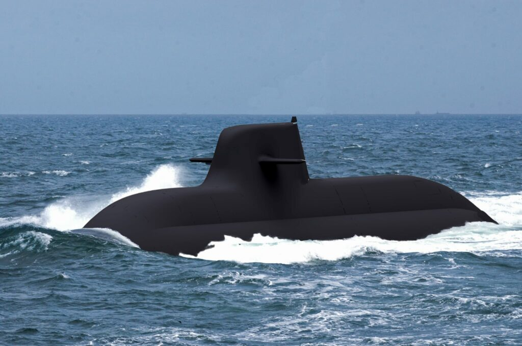 Fincantieri U212NFS submarines Italian Navy
