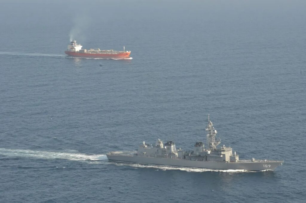 Ariake completes CTF-151 counter-piracy operations