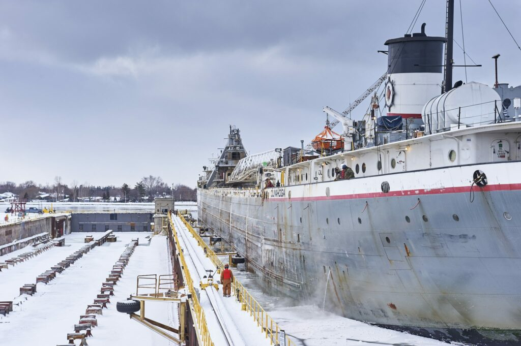 Heddle to aid Seaspan in building Canadian polar icebreaker