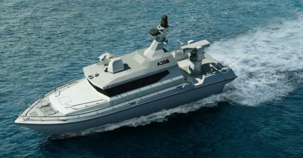 ADSB to build 4 Falaj 3-class OPVs for UAE Navy