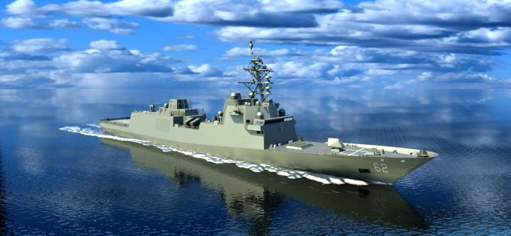 FMM to build US Navy's 2nd Constellation-class frigate