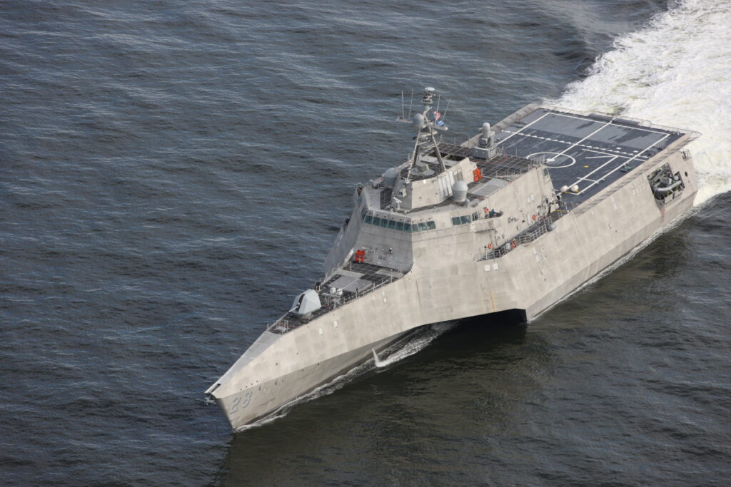 USS Savannah wraps up acceptance trials for US Navy