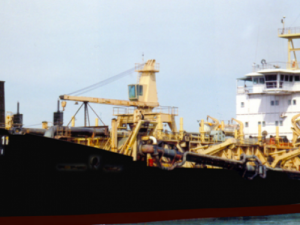 Image of DCI Dredge XI