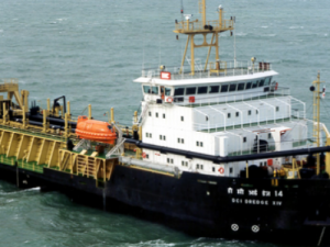 Image of DCI Dredge XIV