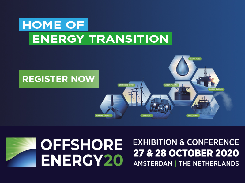 Registration offshore energy conference