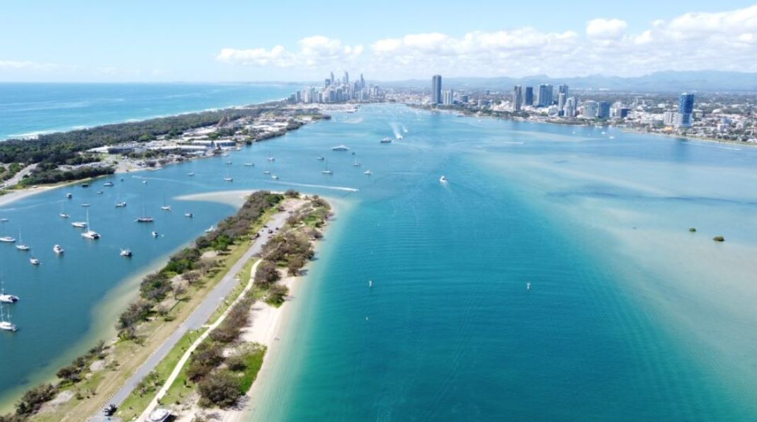 GCWA, City of Gold Coast: Tackling climate change - Dredging Today