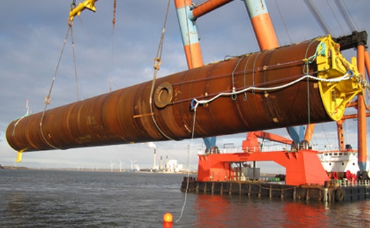 Dong Energy Starts Construction Of Anholt Offshore Wind