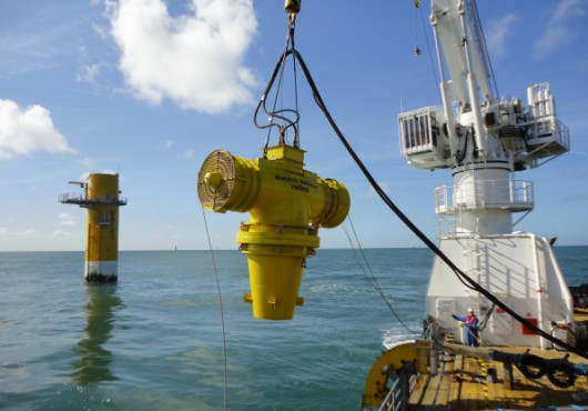 Rotech Completes Subsea Work for Greater Gabbard Offshore Wind Farm (UK).