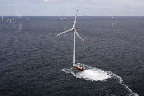 Scour Effects Offshore Turbine Towers More Than Predicted