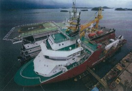 UK: SeaHold Signs Charter Contract with Otto Marine for MPSV