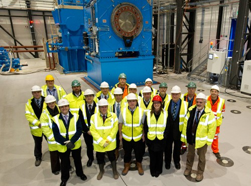 NAREC Completes Offshore Renewable Technologies Testing Facility
