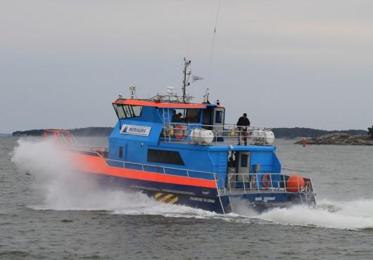 Finland: Mobimar 18 Wind Completes Sea Trials