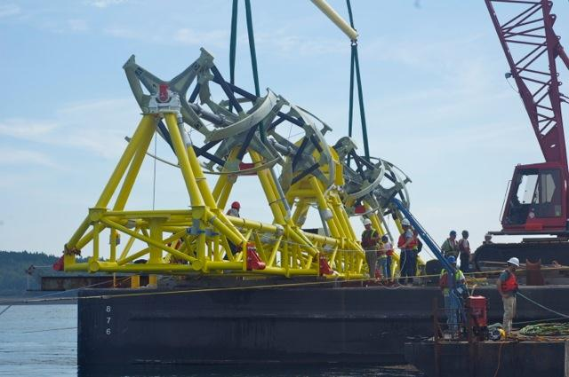 USA: Hall Spars and Rigging Supplies Blades for Cobscook Bay Tidal
