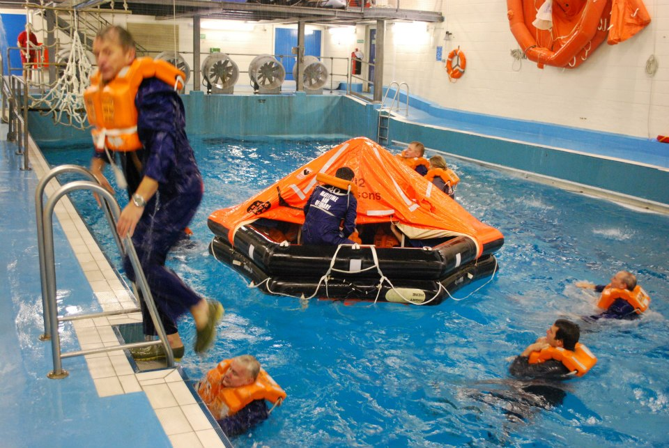 VIDEO: Lowestoft College - Offshore Wind & Marine Safety ...