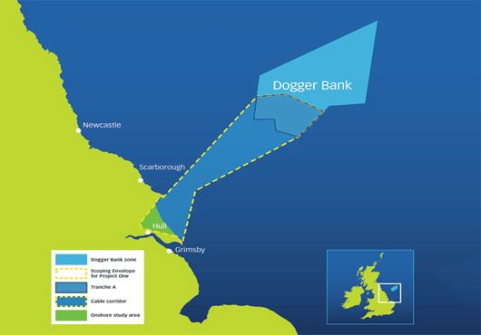 Uk Forewind Holds Series Of Meetings With Dogger Bank
