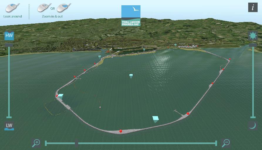 Uk Tlsb Launches 3d Virtual Reality Programme Of Tidal