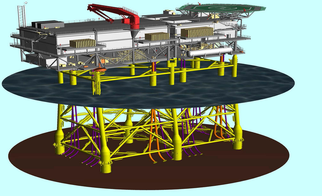 Spanish Shipyard to Build Offshore Substation Foundations