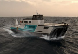 ESNA Launches New Offshore Wind CTV Design