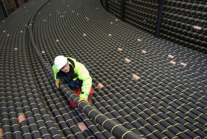 Vbms To Wire East Anglia One Array With Jdr 66kv Cables