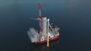 Wärtsilä Kit for OHT Wind Turbine Installation Vessel