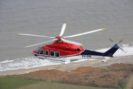 CHC Awarded Six-Year Contract for Hornsea One Heli Ops