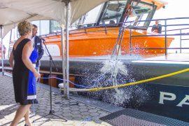 Braveheart Marine Readies Patriot for Rentel Offshore Wind Farm