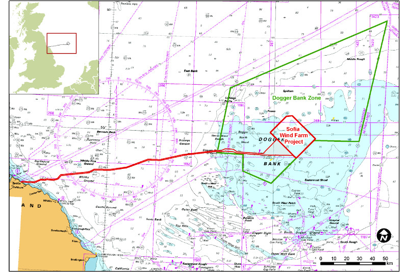 Sofia Offshore Wind Farm Applies For Generation Licence