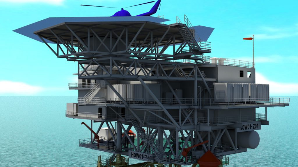 Sembcorp Marine Secures Hornsea 2 Topsides Contract