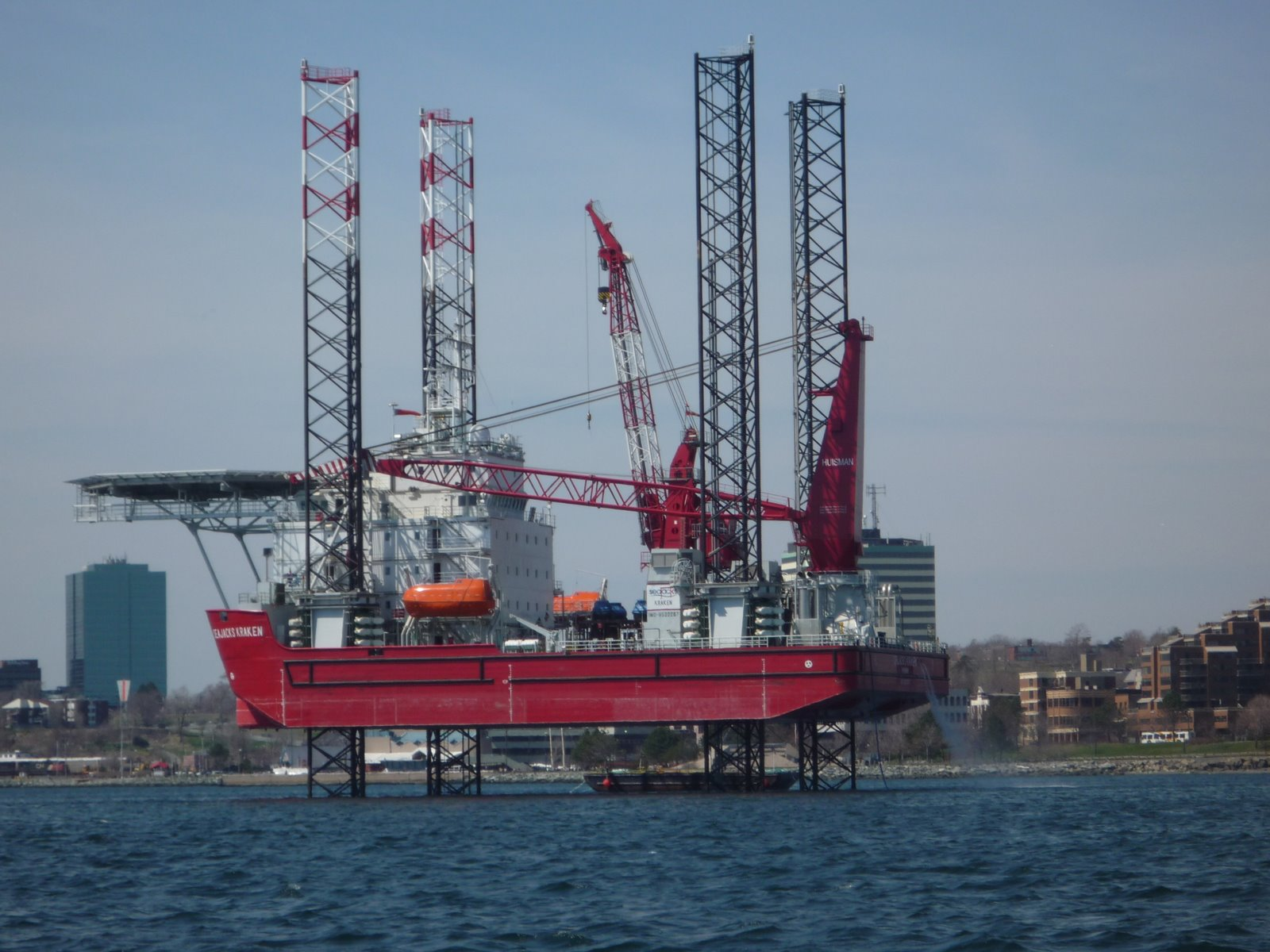 seajacks hydra specification