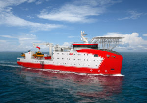 Image of IHC Wind farm service vessel 18-80