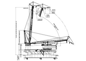 Image of CCS High Lift Crane