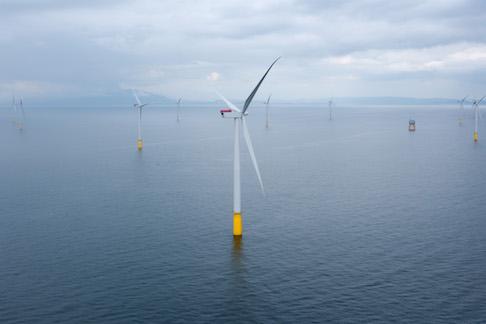 Walney Offshore Wind Farm