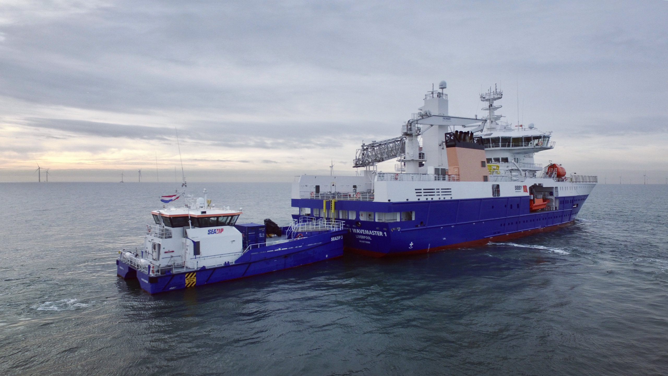 Photo of SeaZip Offshore Service BV