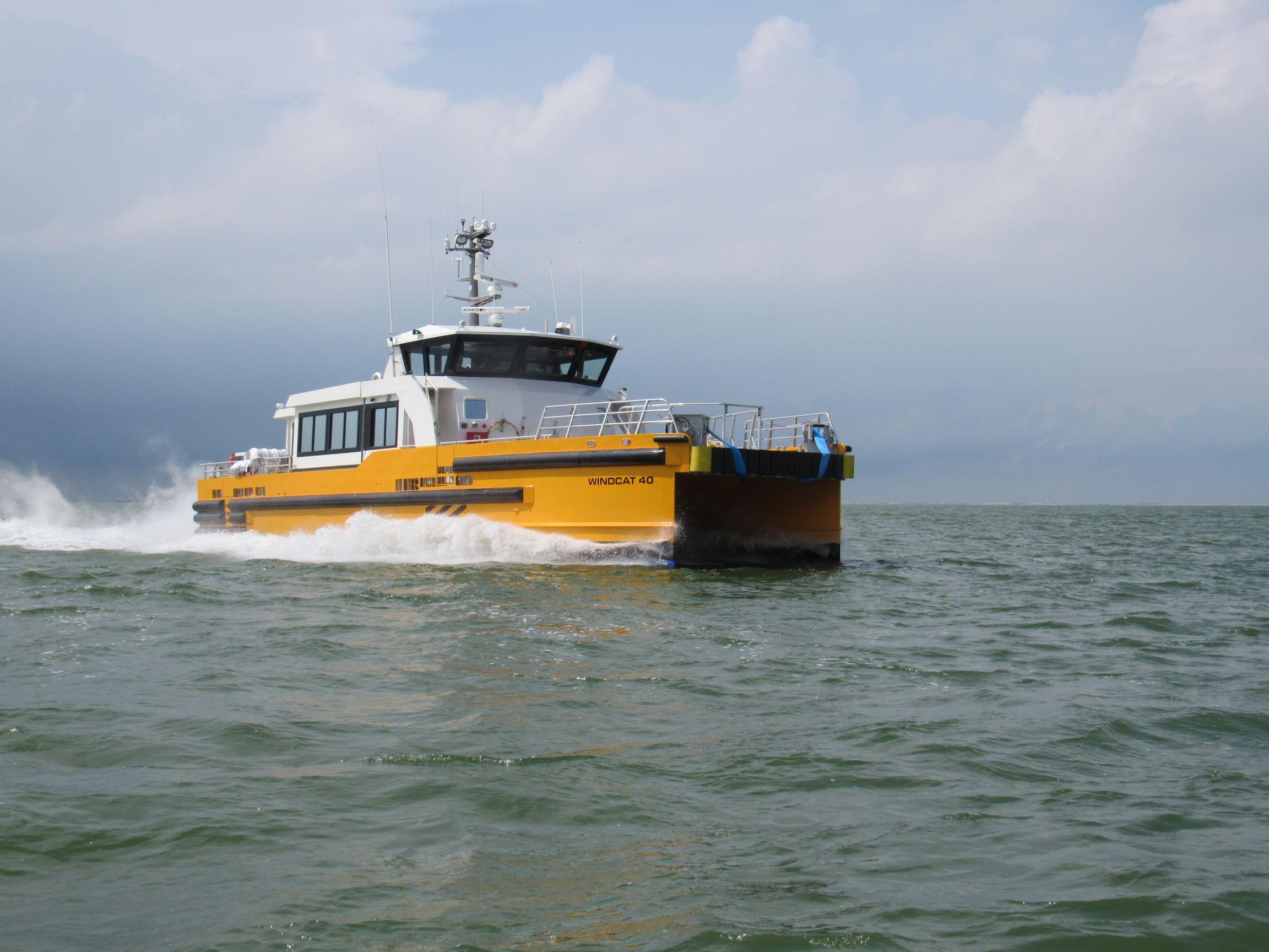 Photo of Windcat Workboats B.V.