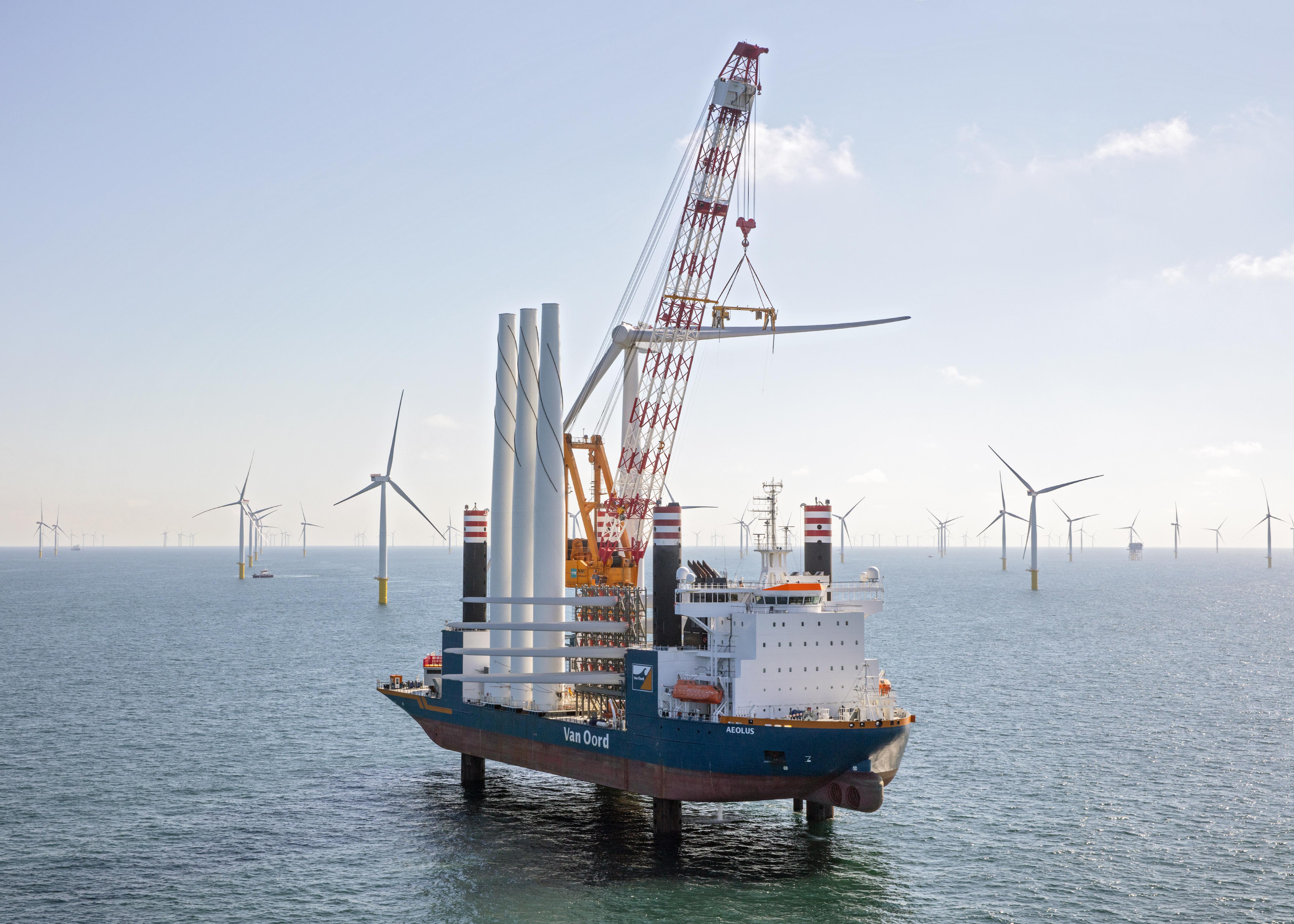 Photo of Van Oord Offshore Wind Projects bv