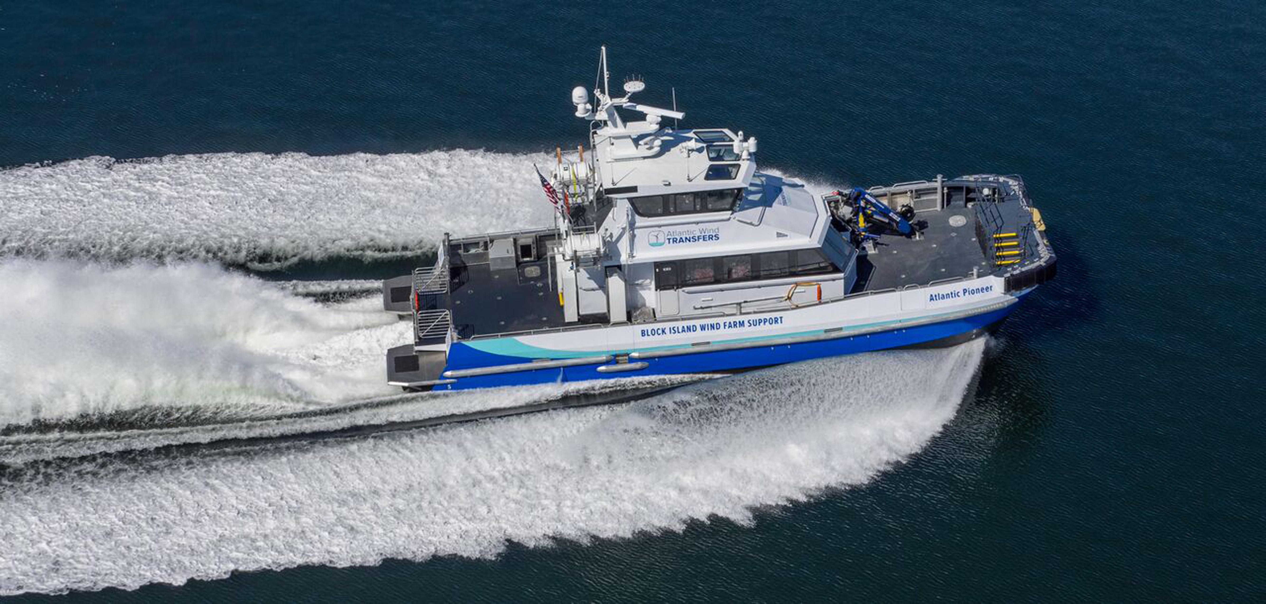 Image of Atlantic Pioneer