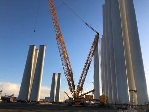 Hornsea One Nears Turbine Installation