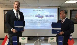 Damen Receives Fast Crew Supplier Order in Taiwan