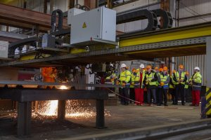 BiFab Wins Moray East Contract