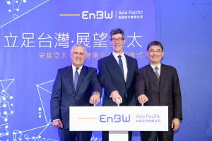 EnBW Launches Taiwan Subsidiary