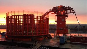 Blue Offshore Undergoes Ownership Change