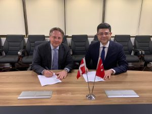 Denmark and Turkey Sign Offshore Wind Agreement