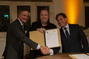 GROW Signs Innovation Deal with Dutch Ministry