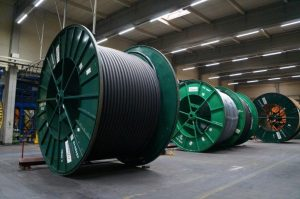 First Triton Knoll Onshore Cables Roll Out
