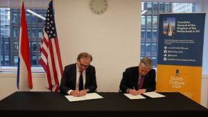 The Netherlands and US Sign Offshore Wind Deal