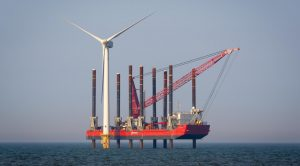First UK Offshore Wind Farm Disappears from Horizon