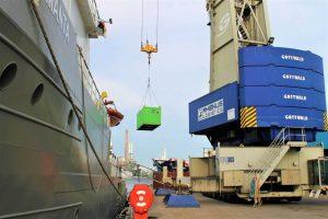 Rhenus Kicks Off Borssele Alpha Supply
